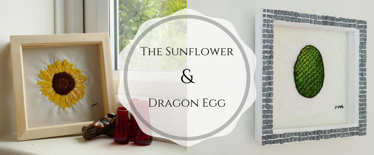 The Sunflower & Dragon Egg